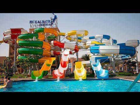 Лучшие отели Хургады с аквапарком