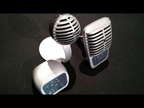 Z Review - Shure MV-Series Microphones