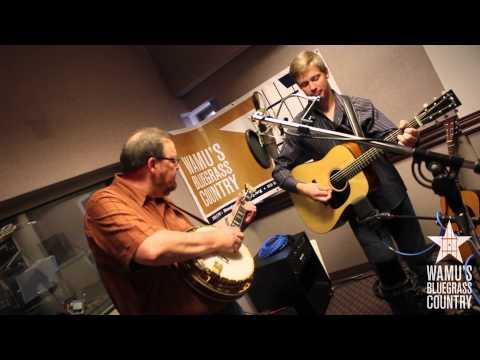 Larry Stephenson Band - Groundspeed [Live at WAMU's Bluegrass Country]