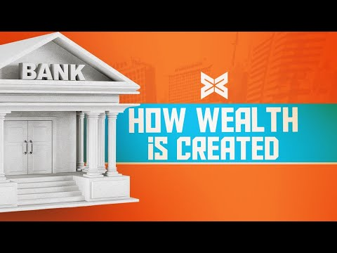 How Is Wealth Created | Savings and Investments