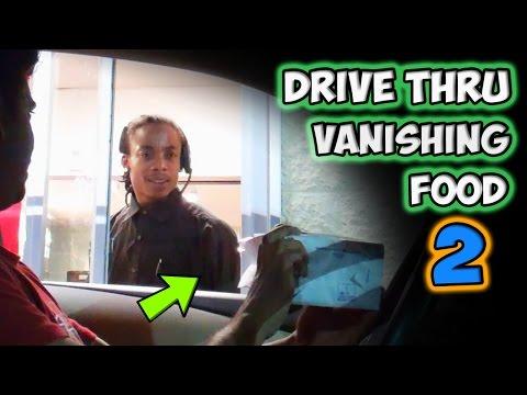 Drive Thru Vanishing Food 2