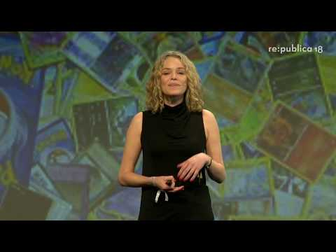re:publica 2018 – Katherine Maher: You gotta fight for your right to free knowledge!