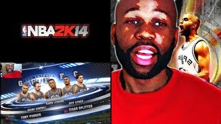 "NBA 2K14 My Career FACE CAM: AFTER NBA DRAFT! I HAVE ISSUES ""NBA 2K14 Gameplay"" ""2K14 My Player"""