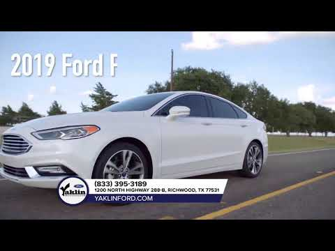 Ford Fusion Pearland TX | New Ford Fusion Pearland TX