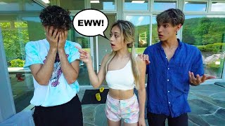 IVANITA LOMELI WAS BEING MEAN TO MARCUS DOBRE (HE CRIED)