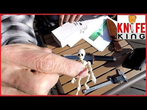 Knife King Model