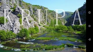 KRUPA Trail Running Croatia - Via Adriatica Trail - Outdoors Croatia