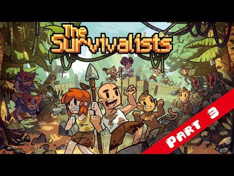 The survivalists | Game Play | Mencari Besi |