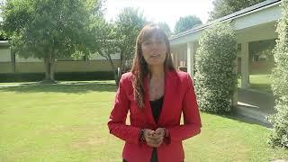 "Marisa Fernandez Esteban al Seminario ""Women, Leadership & Sport"""