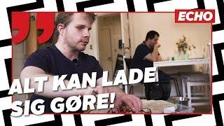 Kom med i køkkenet: Blinde bloggere laver mad
