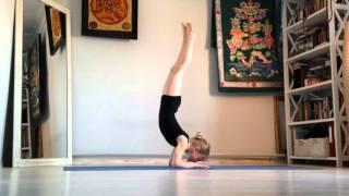 Фрося, 7 лет детская йога