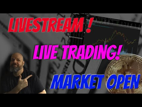 Live Trades, Futures, Options, Stock.  Portfolio Managment, Bitcion, Crypto and Market T alk