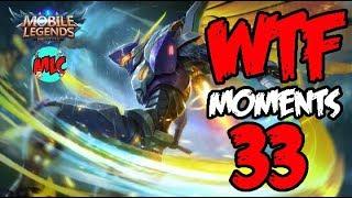 Mobile Legends WTF Moments Episode 33