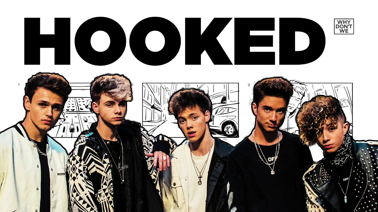Why Don't We - Hooked (Official Audio) - YouTube