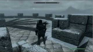 "TES5: Skyrim - Hidden Weapon ""Sunder"" Location"