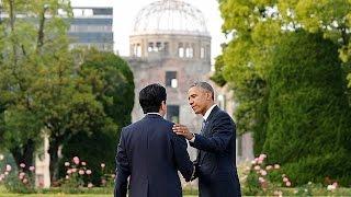 اليابان بين مرحب وغاضب من زيارة أوباما     28-5-2016