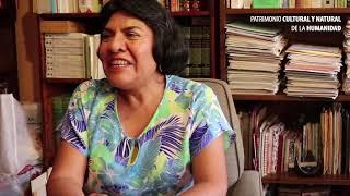 Tu Xochimilco - Araceli Peralta, Cronista de Xochimilco.