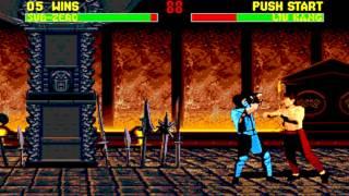 Mortal Kombat 2 Sub-Zero thumbnail