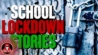 5 School LOCKDOWN HORROR Stories - Darkness Prevails
