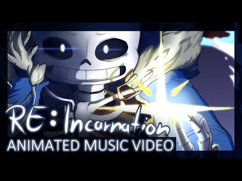 [Undertale] RE:Incarnation - Animation