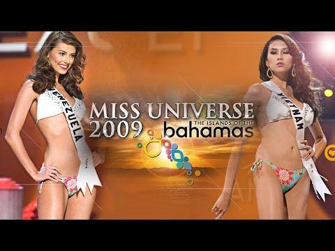 Hoang Yen Vo - Miss Vietnam Universe 2009