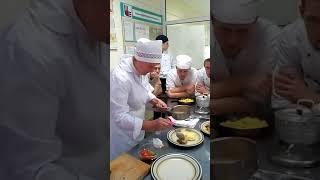 """Открытый урок """"Приготовление блюд из мяса и домашней птицы"""" 2."""