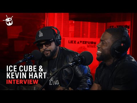 Ice Cube and Kevin Hart check themselves with Matt & Alex