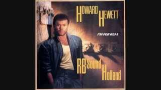 Howard Hewett - I
