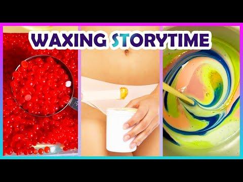 Satisfying Waxing Storytime ✨😲 Tiktok Compilation #29