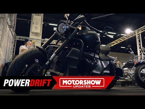 2019 Boss Hoss LS2 & LS3 : Taking Power Cruisers To The Next Level : Intermot 2018 : PowerDrift