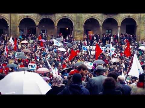 Mobilización nacional #PolaLinguaQueNosUne