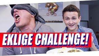 LUSTIGE EKLIGE CHALLENGE