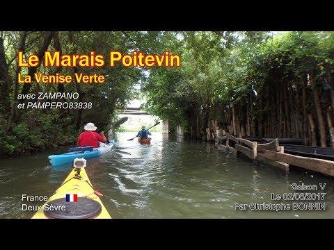 Curiosity : Le Marais Poitevin (02/08/2017)