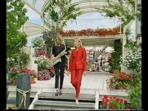 Claudia Jung & Rosanna - Domani l'amore vincera 1996