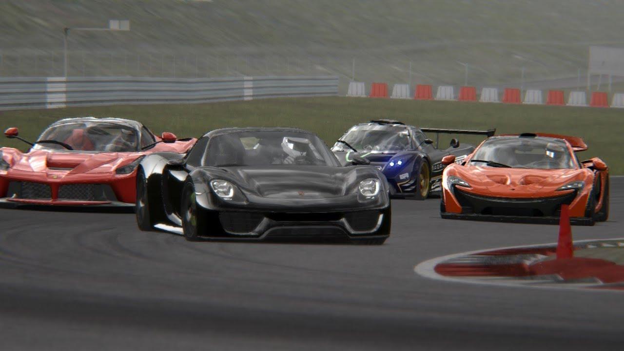 Assetto corsa porsche 918