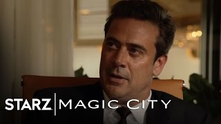 "Magic City | Ep. 5 Scene Clip ""The Hotel Guy"" 