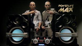 Wisin & Yandel - Panasonic (POWER LIVE MAX 700)