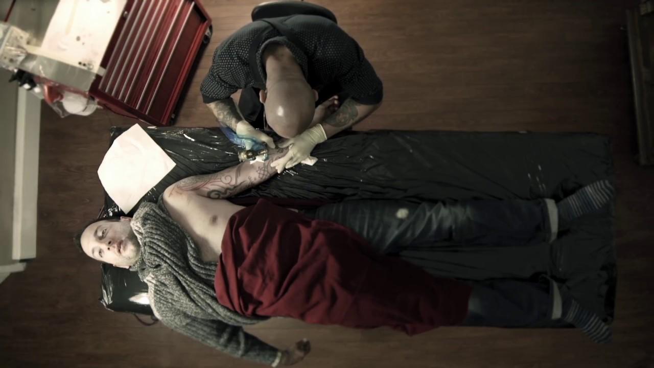 Bluttiefdruck | Die Ambivalenz des Horimono