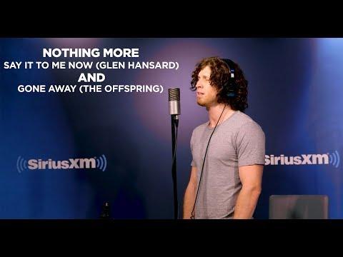 Nothing More: Glen Hansard & Offspring Mash up | SiriusXM | Octane