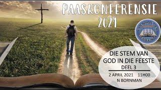 God se Stem in die Feeste Deel 3