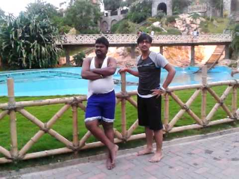 The Wonderla in Banglore,U atleast one time visit in your life ,its amazing .2