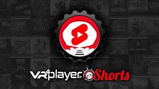 PlayStation VR PSVR : New Channel Shorts TEST VR4Player.