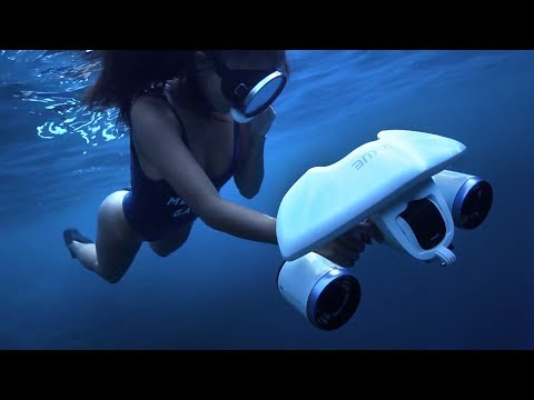 7 Best Underwater Scooters | Coolest Sea Scooter For Underwater Exploration