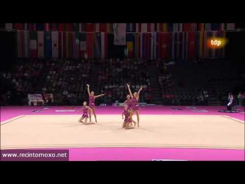Russia 5 Balls Final World Championships Montpellier 2011