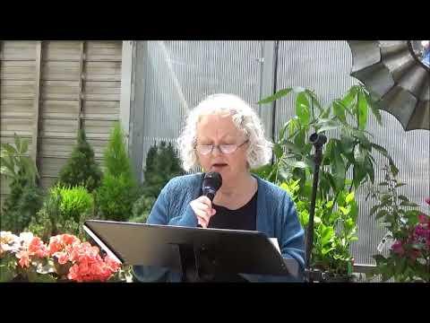 "Julia Campbell Johnston reads ""Namesake"""