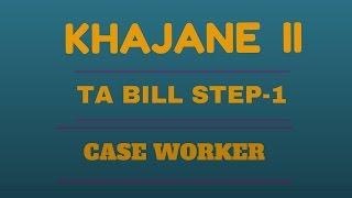 Ta bill step 1 by case worker