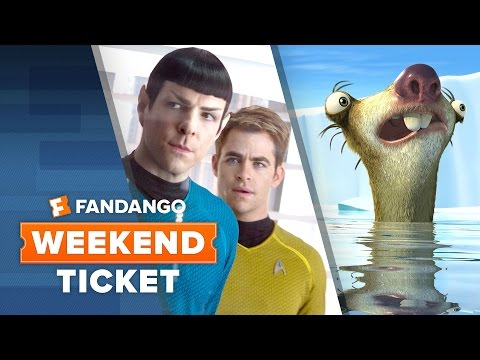Star Trek Beyond, Ice Age: Collision Course, Lights Out | Weekend Ticket