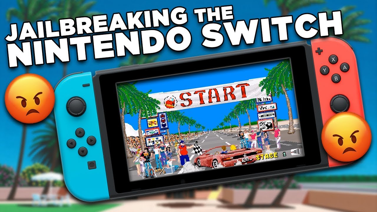 Why You Should Jailbreak the Nintendo Switch (ft  Out Run!)