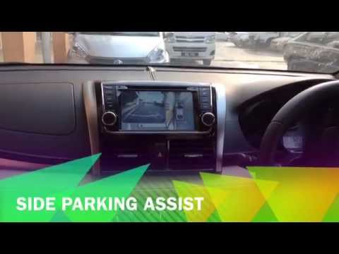 Eagle View Surround 360 Car Reverse Camera System Youtube