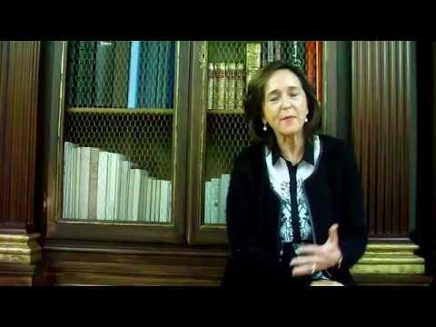 ANA SANTOS ARAMBURO directora de la Biblioteca Nacional de España
